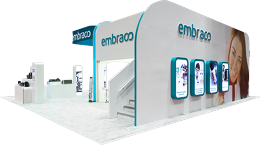 embraco double deck exhibit