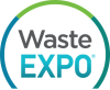 waste expo, logo