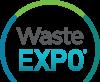 waste expo, logo