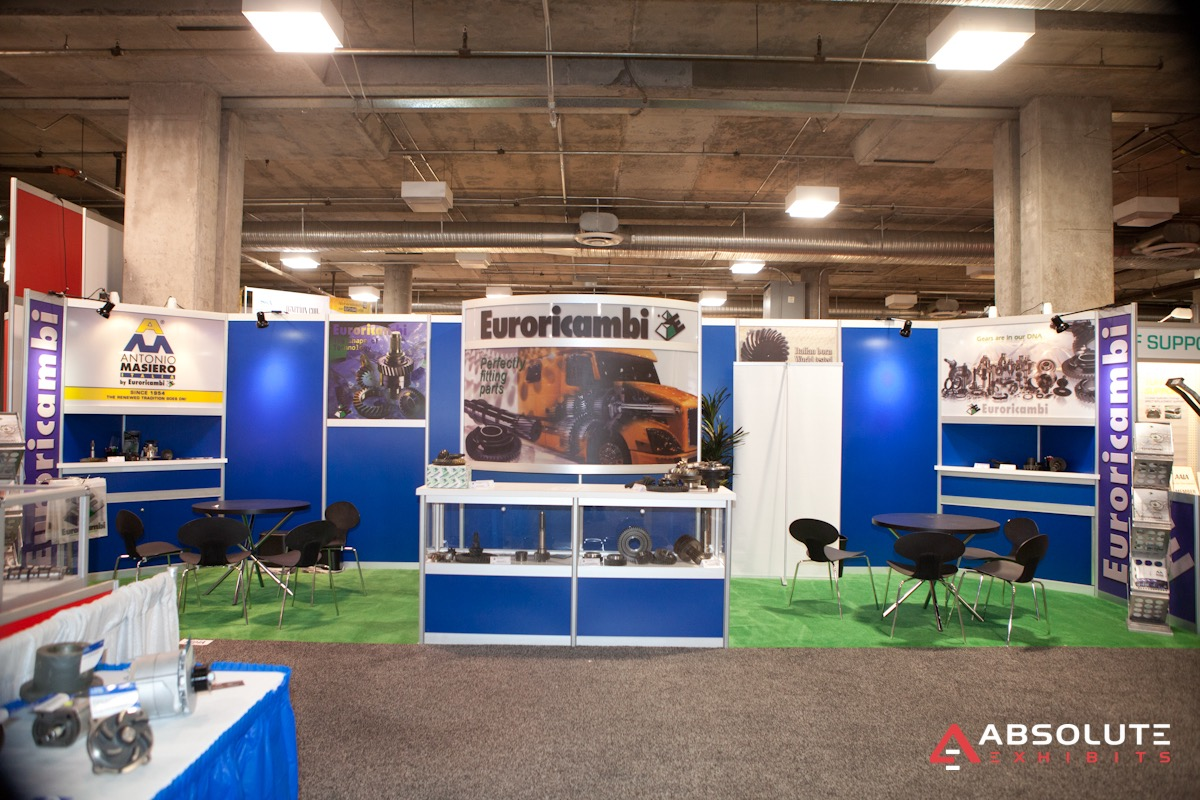 System exhibit rentals trade show displays trade show for Exposition spa