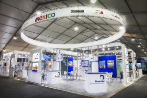 Mexico Pavilion at OTC Houston