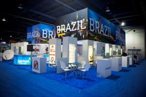 Brazil Pavilion at NAB Las Vegas