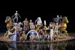 O by Cirque Du Soleil, las vegas