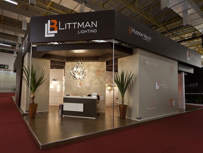 Littman Lighting @ Expo Lux 2012 San Paulo