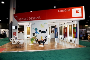 Lamigraf @ International Woodworking Fair 2012 Atlanta