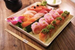 tao asian bistro, sushi