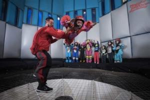 indoor skydiving, las vegas