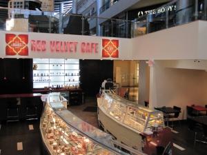 Red Velvet Cafe, Las Vegas, NV