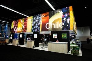 Chile Pavilion at PMA 2012 Anaheim