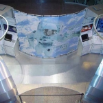 Explore Space Exhibit