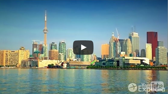toronto, city guide, video, screenshot