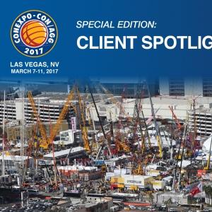 Client Spotlight @ ConExpo 2017