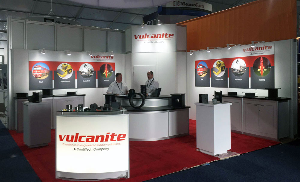 vulcanite, conexpo 2017