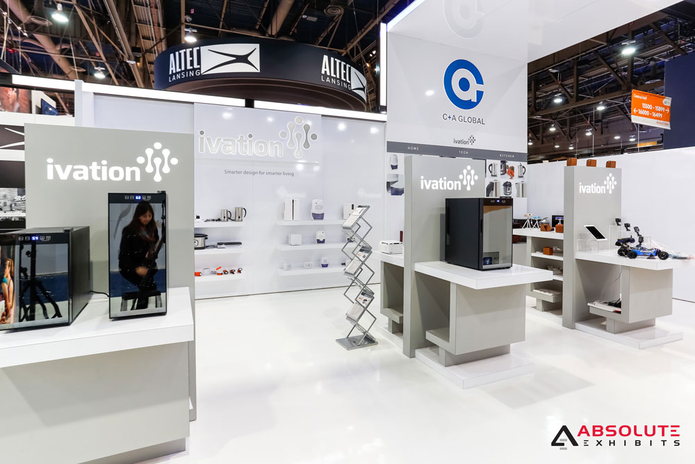 Ivation - Product Displays and Retail Shelving