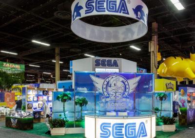 Sega Licensing Fair