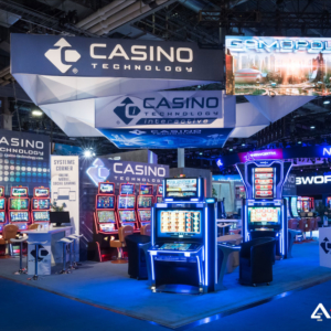 Casino Technology, G2E 2017, global gaming expo