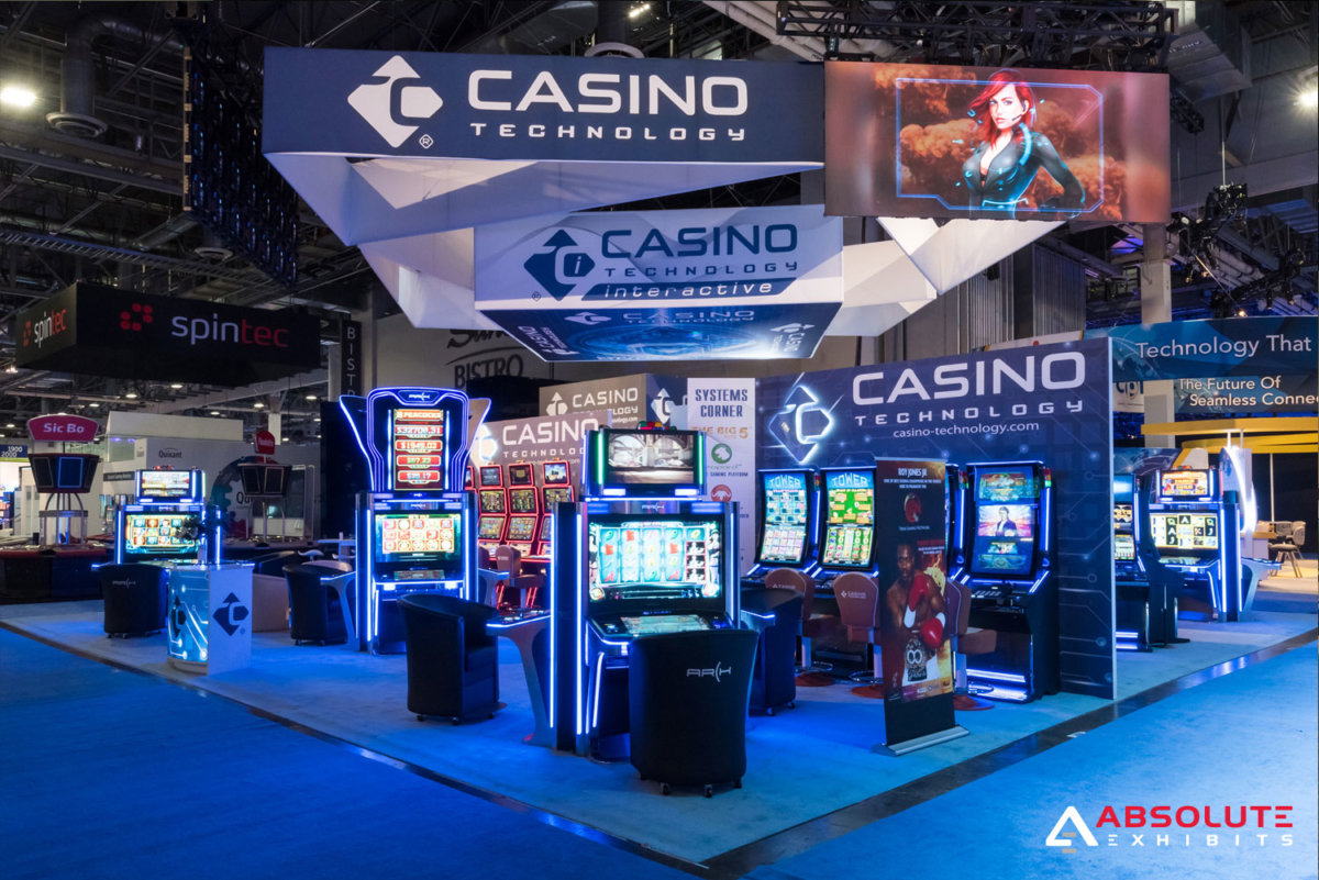 Casino Technology, global gaming expo, G2E 2017