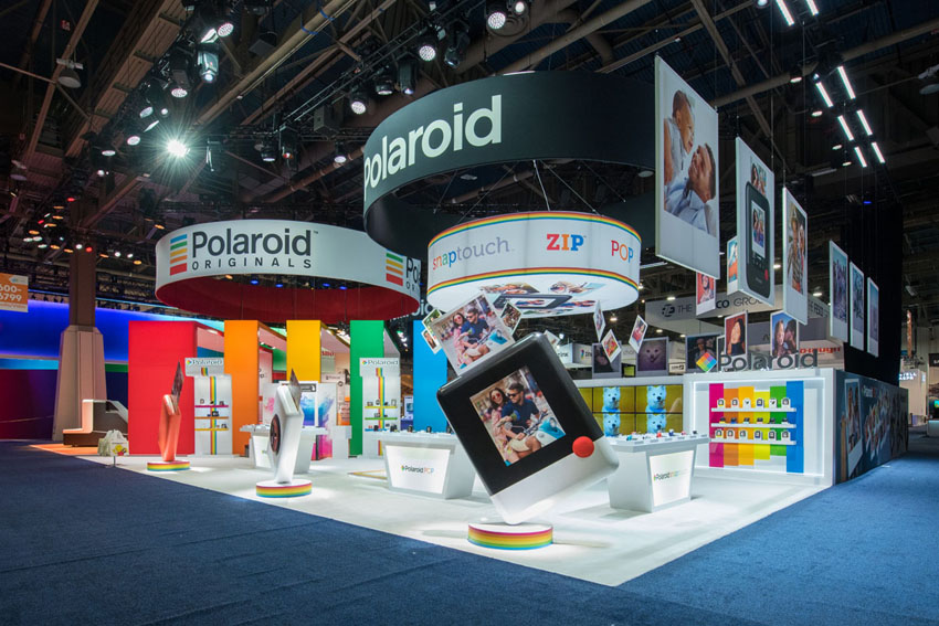 Absolute Exhibits trade show giants