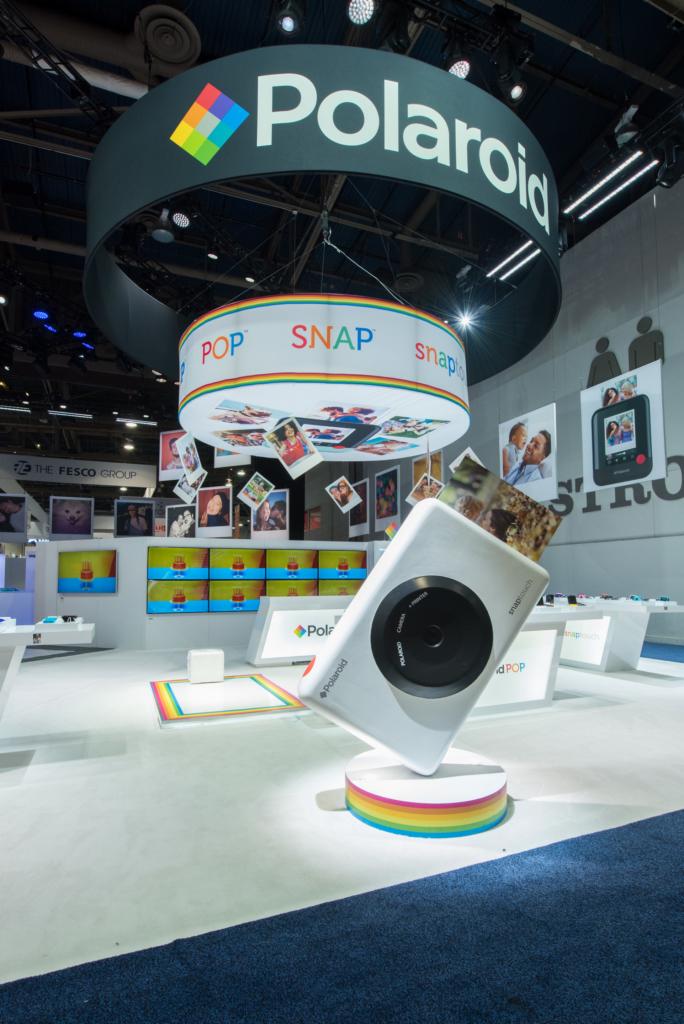 customized exhibit