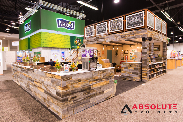 Wood Trade Show Booth : 5 trade show booth trends to watch absolute exhibits inc.