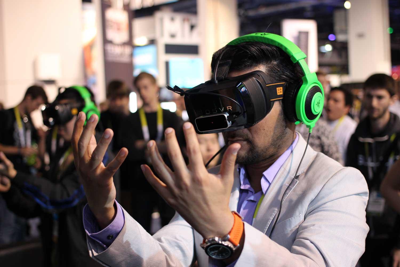 trade show virtual reality