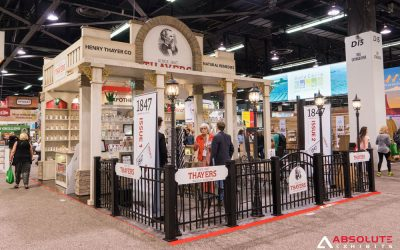 Client Spotlight: Thayers Natural Remedies at NPEW 2017