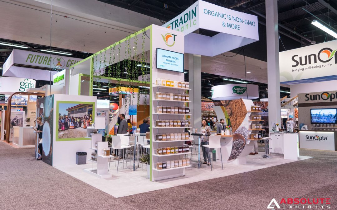 Client Spotlight: Tradin Organic at NPEW 2017