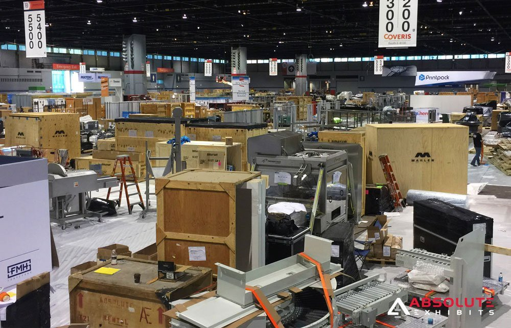 Storage and Your Trade Show Exhibit