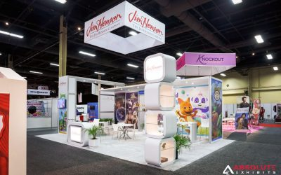 Client Spotlight: The Jim Henson Company at Licensing Expo 2017