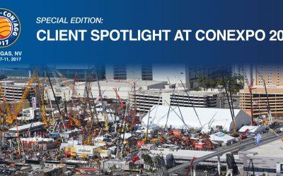 Client Spotlight: CONEXPO-CON/AGG 2017
