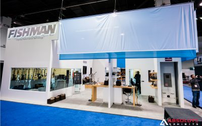 Client Spotlight: Fishman at NAMM Show 2017
