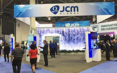 Client Spotlight: JCM Global at Global Gaming Expo 2016