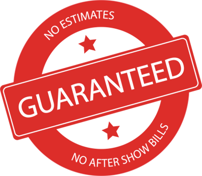 fixed price guarantee Absolute Exhibits