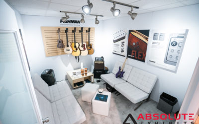 NAMM Trade Show Booth Ideas Worth Getting Excited Over