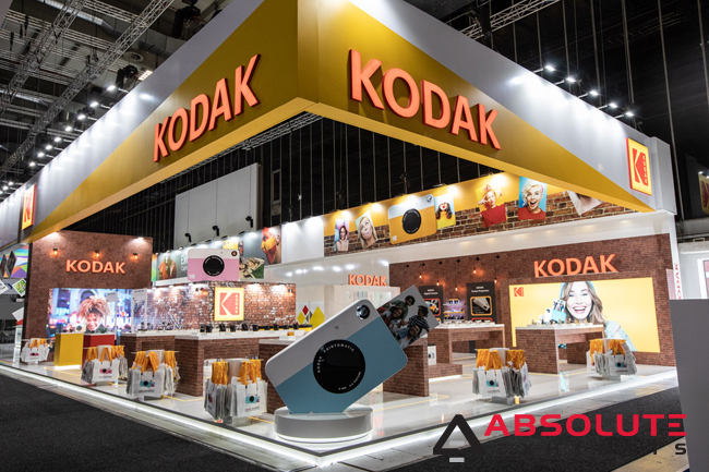 KodakIFA-Branded-trade-show-booth-design