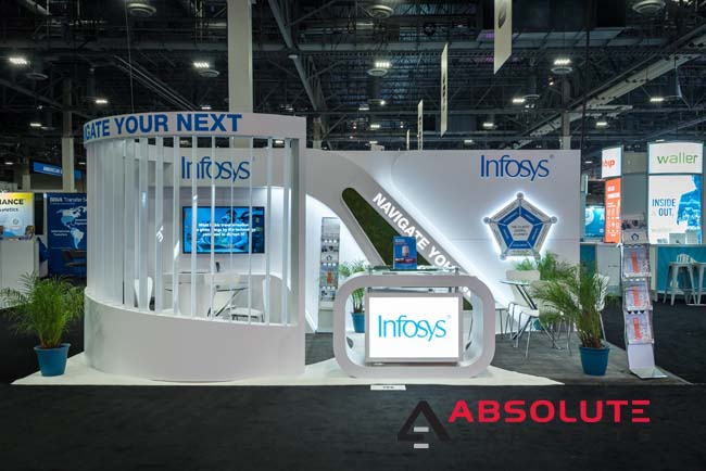 light boxes trade show exhibit