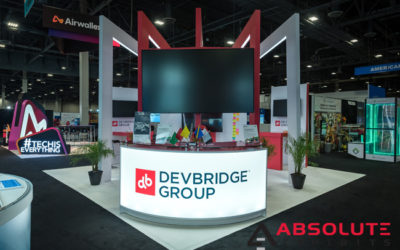 Client Spotlight: Devbridge Group at Money 20/20 2018