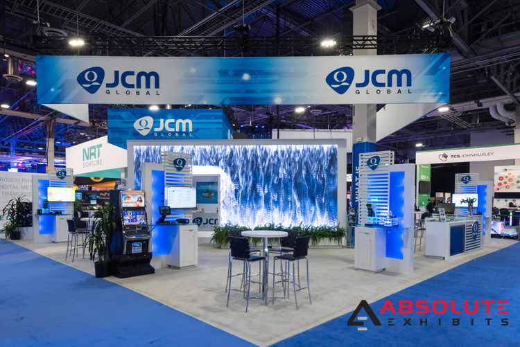 Trade Show Booth Walls : Make a big impact with your trade show display absolute exhibits