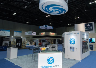 Turbine-Aero-trade-show-display