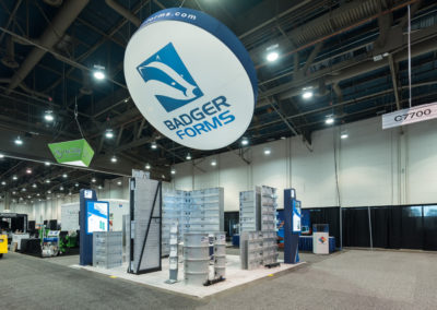building industry trade show exhibit