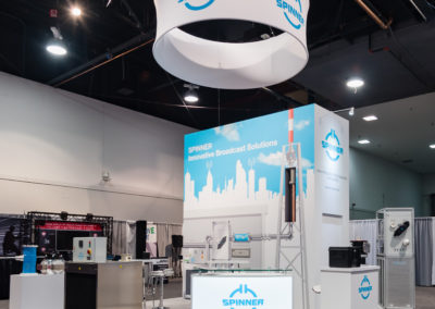 Spinner NAB trade show