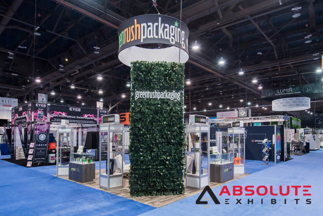 More Trade Show Booth Design Trends
