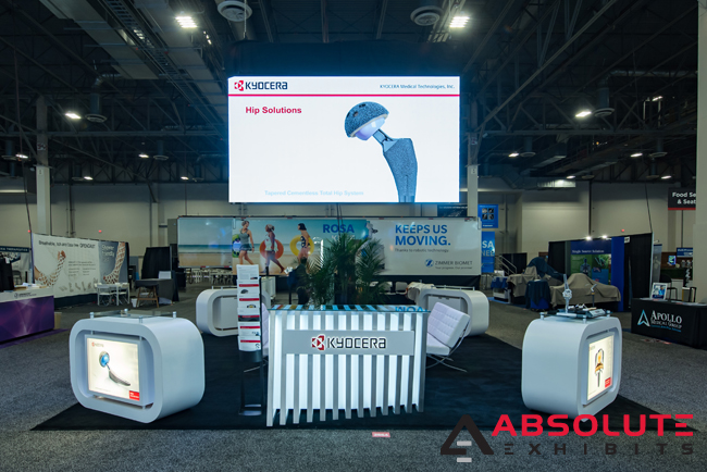 3 Tips to Improve Your Medical Trade Show Exhibit Presence