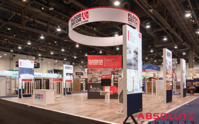 Add to Your Trade Show Display Design by Sprucing up Your Flooring