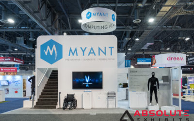 Turn Up the Volume with Your Next Las Vegas Trade Show Booth