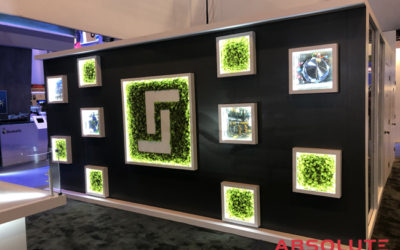 Go Green with Your Trade Show Display
