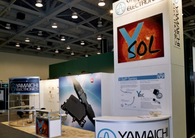 Yamachi Electronics trade shows picture