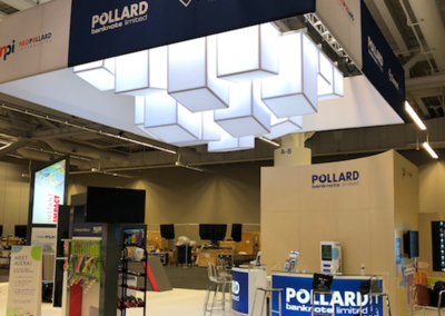 Pollard Banknote Trade Show Booth