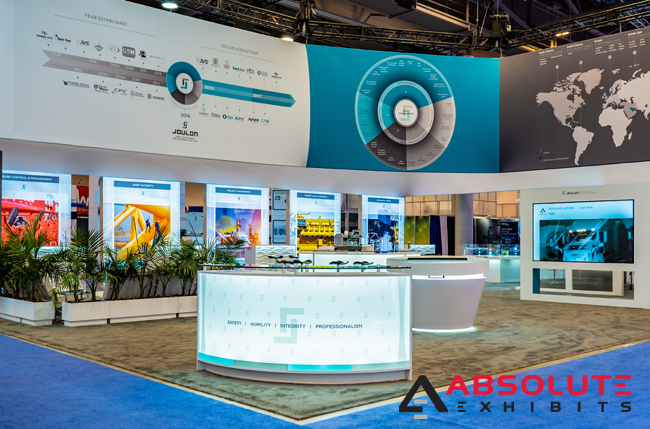 Reimagine the Experience at Your Trade Show Display