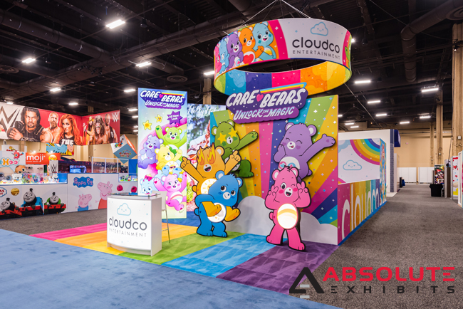 trade show budget custom exhibit Absolute Exhibits